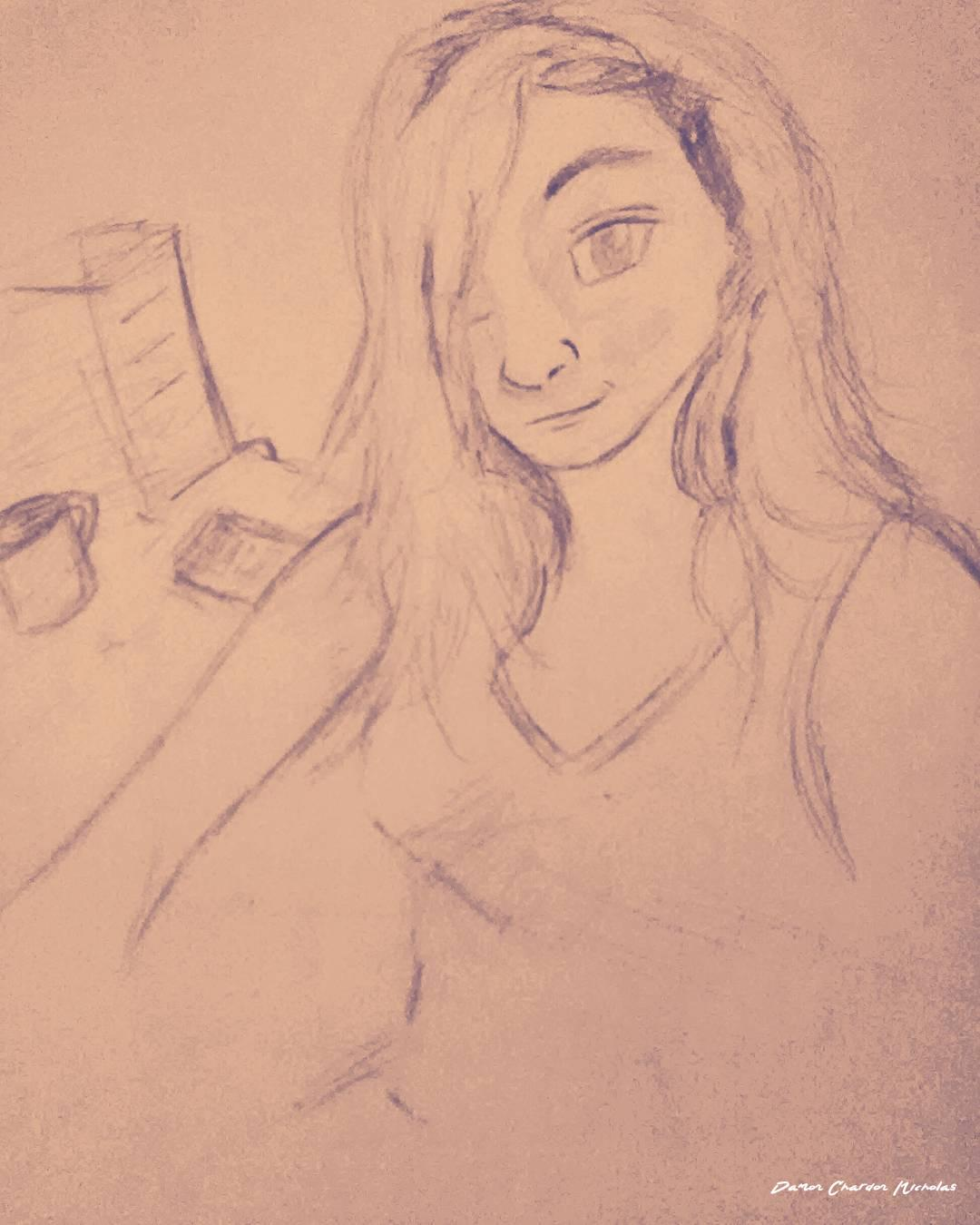 Sketched by Chardon